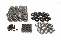 """Recently Added Products - Comp Cams - Comp Cams Beehive Spring Valve Spring Kit 372 lb/in Rate 1.100"""" Coil Bind 1.075"""" OD - Steel Retainer"""