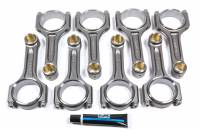 "Connecting Rods and Components - Connecting Rods - Bullet Pistons - Bullet Pistons I Beam Connecting Rod 5.400"" Long Bushed 3/8"" Cap Screws - Forged Steel - SB Ford"