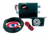 Air Suspension - Air Suspension Compressors - Air Lift - Air Lift Suspension Air Compressor 160 psi Max 12V Single Gauge - Controls/Pressure Sensor