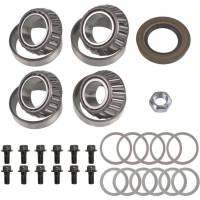 """Recently Added Products - Motive Gear - Motive Gear Master Differential Install Kit Bearings/Crush Sleeve/Gaskets/Hardware/Seals/Shim/Thread Loc 8.750"""" Ring Gear 742 Case - Mopar 1955-60"""