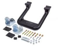 Carr - Carr Hoop II Step Bars Mount Kit Included Aluminum Black Powder Coat - Ford Fullsize Truck/SUV 1999-2014