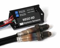 Daytona Sensors - Daytona Sensors Wideband Oxygen Sensor WEGO III Dual Channel Digital Gauge - Data Logger