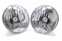 "KC HiLiTES - KC HiLiTES 7"" OD Headlight H4 Bulb Replacement Jeep Wrangler TJ 1997-2006 - Pair"