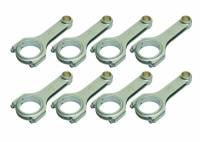"""Connecting Rods and Components - NEW - Connecting Rods - NEW - Eagle Specialty Products - Eagle Specialty Products H Beam Connecting Rod 6.358"""" Long Bushed 7/16"""" Cap Screws - Forged Steel"""