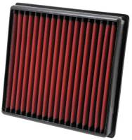 "Air Filter Elements - OE Air Filter Elements - AEM Induction Systems - AEM Induction Systems Dryflow Air Filter Element Panel 9-3/16 x 9"" 1-5/8"" Tall - Synthetic"
