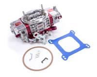 Drag Racing Carburetors - 750 CFM Drag Carburetors - Quick Fuel Technology - Quick Fuel Technology Q Series Forced Induction Carburetor 4-Barrel 750 CFM Square Bore - No Choke