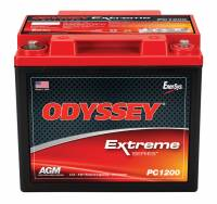 """Ignition & Electrical System - Odyssey Battery - Odyssey Battery AGM Battery 12V 550 Cranking Amps Standard Terminals - 7.87"""" L x 7.60"""" H x 6.66"""" W"""