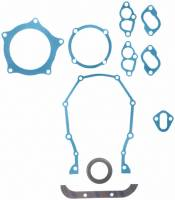 Engine Gaskets and Seals - Timing Cover Gaskets - Fel-Pro Performance Gaskets - Fel-Pro Performance Gaskets Composite Timing Cover Gasket Mopar B/RB-Series/Hemi