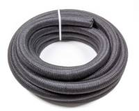 Rubber Push-Lock Hose - Fragola Series 8000 Push-Lite Race Hose - Black - Fragola Performance Systems - Fragola Performance Systems Series 8000 Hose Push-Lok 10 AN 20 ft - Braided Nylon/Rubber