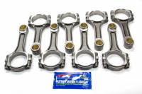"Eagle Specialty Products - Eagle Specialty Products I Beam Connecting Rod 5.400"" Long Bushed 3/8"" Cap Screws - Forged Steel"