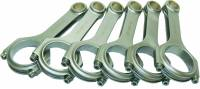 """Connecting Rods and Components - NEW - Connecting Rods - NEW - Eagle Specialty Products - Eagle Specialty Products H Beam Connecting Rod 5.967"""" Long Bushed 3/8"""" Cap Screws - Forged Steel"""