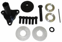 "Recently Added Products - Moroso Performance Products - Moroso Performance Products 3"" Long Mandrel Crank Mandrel Drive Kit Guides/Hardware/Spacers Aluminum Black Anodize - GM LS-Series"