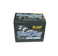 "TurboStart - Turbo Start AGM Battery 16 V 550 Cranking Amps Top Post Screw"" Terminals - 10.172"" L x 9.250"" H x 6.375"" W"