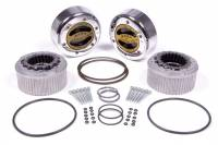 Recently Added Products - Warn - Warn Premium Locking Hub Kit Manual Locking 35 Spline Dana 60 - Kit