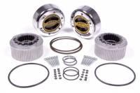 Locking Hubs and Components - Locking Hubs - Warn - Warn Premium Locking Hub Kit Manual Locking 35 Spline Dana 60 - Kit