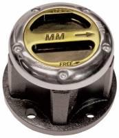 Locking Hubs and Components - Locking Hubs - Mile Marker - Mile Marker Supreme Locking Hub Kit Manual Locking 26 Spline Toyota - Kit