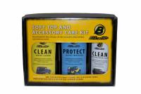 Bestop - Bestop Cleaner/Protectant/Window Cleaner Included Vinyl Top Cleaner Kit Kit   -