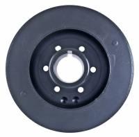 """Fluidampr - Fluidampr 7.250"""" OD Harmonic Balancer Steel Black Internal Balance - Mopar Early Hemi"""