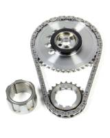 Recently Added Products - JP Performance - JP Performance Single Roller Timing Chain Set Keyway Adjustable Needle Bearing Billet Steel - GM LS-Series