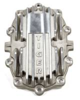 Quick Change Differentials and Components - NEW - Quick Change Gear Covers - NEW - Tiger Rear Ends - Tiger Rear Ends 10-Bolt Gear Cover Aluminum Natural Tiger Quick Change - Each