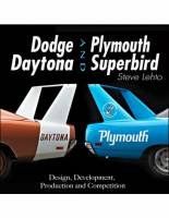 Books, Video & Software - Entertainment Books - S-A Books - Dodge Daytona and Plymouth Superbird - Hard Cover