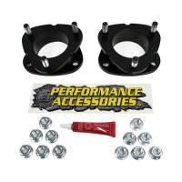 "Recently Added Products - Performance Accessories - Performance Accessories 2"" Lift Suspension Leveling Kit Coil Spring Spacer Front Ford Fullsize Truck 2005-10 - Kit"