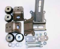 Motor Mounts and Inserts - Chevrolet Motor Mounts and Inserts - Advance Adapters - Advance Adapters Bolt-On Motor Mount Steel GM LS-Series Jeep/Toyota/International 1965-95 - Kit