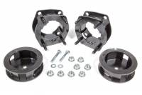 """Rough Country - Rough Country 2"""" Lift Suspension Lift Kit Coil Spring Spacer - Jeep Grand Cherokee/Commander 2006-10"""