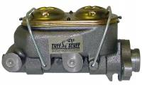 "Master Cylinders - Tuff Stuff Master Cylinders - Tuff-Stuff Performance - Tuff Stuff Performance Smoothie Master Cylinder 1-1/8"" Bore Integral Reservoir Iron - Natural"