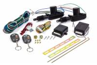 Mobile Electronics - Power Door Lock Kits - AutoLoc - AutoLoc Wireless Power Door Lock Kit 2 Door Actuators/Hardware/Linkage/Remotes/Wiring Included Universal - Kit