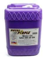 Royal Purple - Royal Purple 5W20 Motor Oil Synthetic - 5 gal