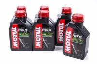Shock Parts & Accessories - Shock Oil - Motul - Motul Fork Oil Expert Heavy Shock Oil 20W Semi-Synthetic 1 L - Set of 12