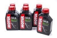 Shock Parts & Accessories - Shock Oil - Motul - Motul Fork Oil Expert Heavy Shock Oil 20W Semi-Synthetic 1 L - Set of 12