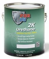 Paint & Finishing - POR-15 - Por-15 2K Urethane Paint 2 Step Urethane Dark Gray - 1 gal Can