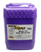 Royal Purple Racing Oil - Royal Purple® High Performance Motor Oil - Royal Purple - Royal Purple 0W20 Motor Oil Synthetic - 5 gal