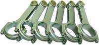 """Connecting Rods and Components - NEW - Connecting Rods - NEW - Eagle Specialty Products - Eagle Specialty Products H Beam Connecting Rod 5.590"""" Long Bushed 3/8"""" Cap Screws - Forged Steel"""