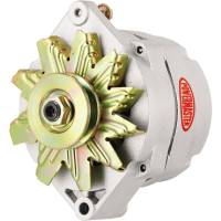 Recently Added Products - Powermaster Motorsports - Powermaster Motorsports 12si Alternator 150 amp 12V 1-Wire - Single V-Belt Pulley