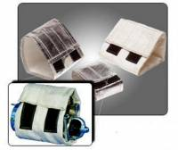 Exhaust System - Taylor Cable Products - Taylor Cable Products Aluminum Faced Starter and Distributor Heat Shield Heat Treated Fiberglass - Velcro
