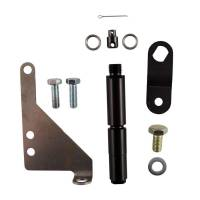 Recently Added Products - B&M - B&M Hardware Included -Steel Transmission Shift Bracket and Lever Natural - E40D/4R100