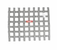 "Recently Added Products - RaceQuip - RaceQuip SFI-27.1 Window Net 1"" Webbing 18 x 24"" Rectangle Platinum - Each"