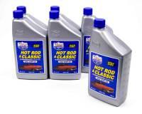Lucas Racing Oil - Lucas Hot Rod & Classic Car Motor Oil - Lucas Oil Products - Lucas Oil Products Hot Rod and Classic Car Motor Oil ZDDP 20W50 Conventional - 1 qt