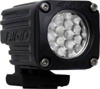 "Body & Exterior - Rigid Industries - Rigid Industries Ignite LED Light Assembly Diffused 12 Watts 1 White LED - 10 x 6 x 4"" Rect"