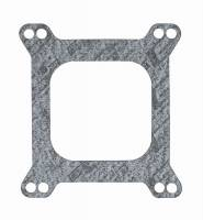 Carburetors and Components - Carburetor Gaskets - Mr. Gasket - Mr. Gasket 4 Barrel Carburetor Base Plate Gasket Open Composite Square Bore - Each
