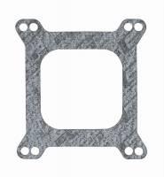 Mr. Gasket - Mr. Gasket 4 Barrel Carburetor Base Plate Gasket Open Composite Square Bore - Each