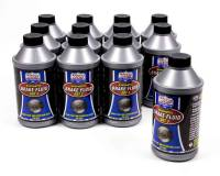 Brake System - Lucas Oil Products - Lucas Oil Products DOT 3 Brake Fluid Synthetic 12.00 oz - Set of 12