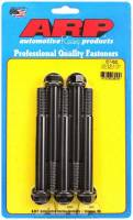 "Recently Added Products - ARP - ARP 1/2-13"" Thread Bolt 4-1/2"" Long 9/16"" Hex Head Chromoly - Black Oxide"