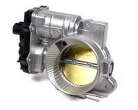Jet Performance Products - Jet Performance Products Power-Flo Throttle Body Stock Size Aluminum Natural - Various GM Applications 2003-07