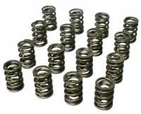 "Howards Cams - Howards Cams Dual Spring/Damper Valve Spring 508 lb/in Spring Rate 1.080"" Coil Bind 1.550"" OD - Set of 16"