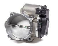 Fuel Injection Systems and Components - Electronic - Throttle Bodies - BBK Performance - BBK Performance Power Plus Throttle Body Stock Flange 90 mm Single Blade Aluminum - Natural