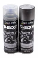 Recently Added Products - Dupli-Color - Dupli-Color Shadow Paint Kit 2 Step Coating Black Chrome 11.00 oz Aerosol - Kit